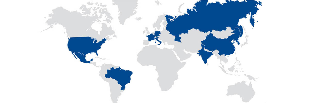 SAMP Contacts worldwide