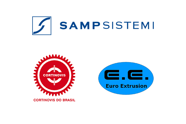 SAMP Sampsistemi Cortinovis do Brasil and Euro Extrusion
